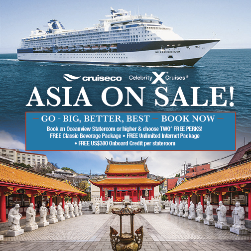 Celebrity Millennium Cruises to Asia - Cruise Critic