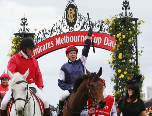 157TH MELBOURNE CUP CARNIVAL 2017
