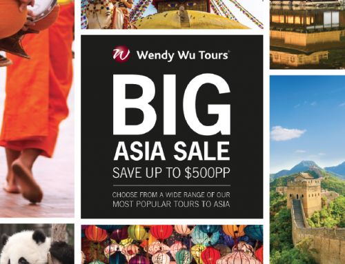 Wendy Wu Tours 2017 Big Asia Sale