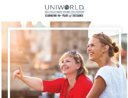 Uniworld 2018 Generations program