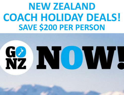 NEW ZEALAND COACH HOLIDAY DEALS! SAVE $200 PER PERSON