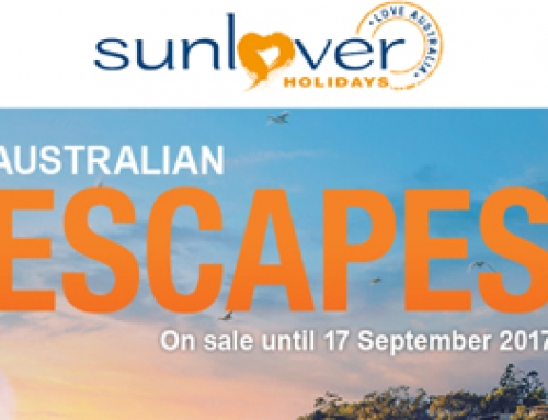 Australian Escapes On Sale until 17th September 2017