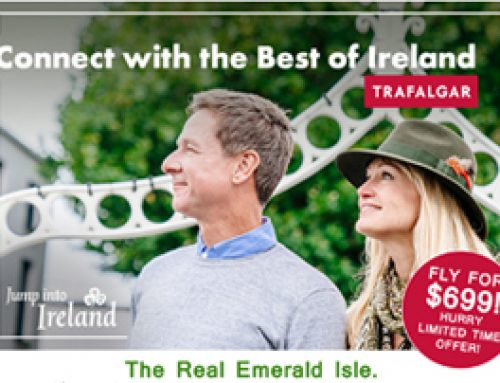 Connect with the Best of Ireland – The Real Emerald Isle