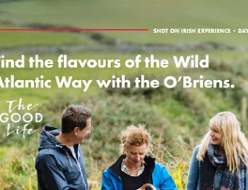 Find the flavours of the Wild Atlantic Way with the O'Briens.