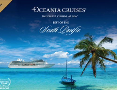 Oceania Cruises – Best of the South Pacific