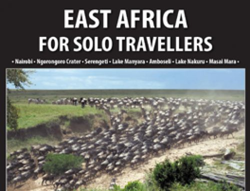 EAST AFRICA FOR SOLO TRAVELLERS