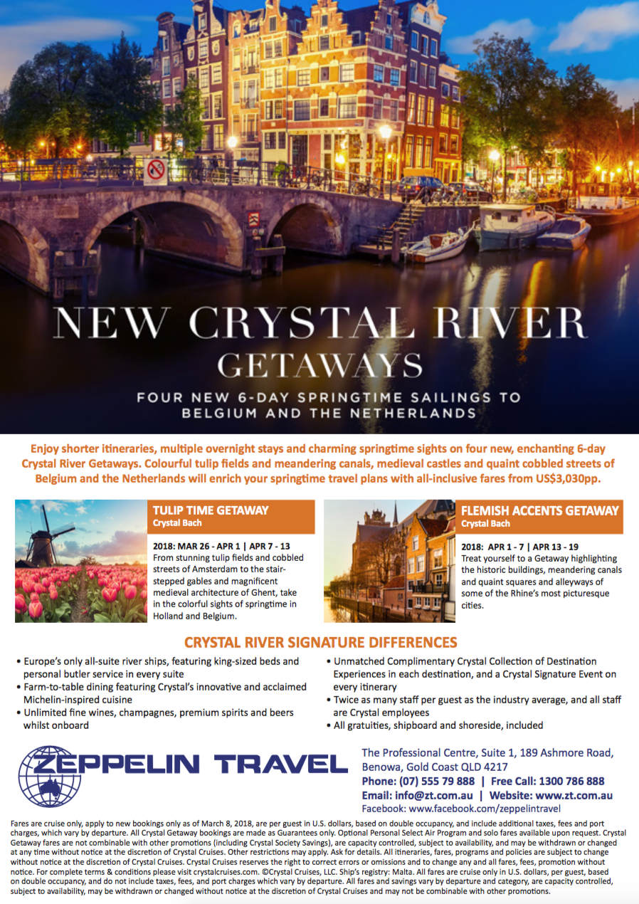 Crystal River Getaways