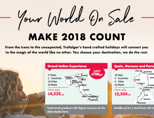 Your World On Sale