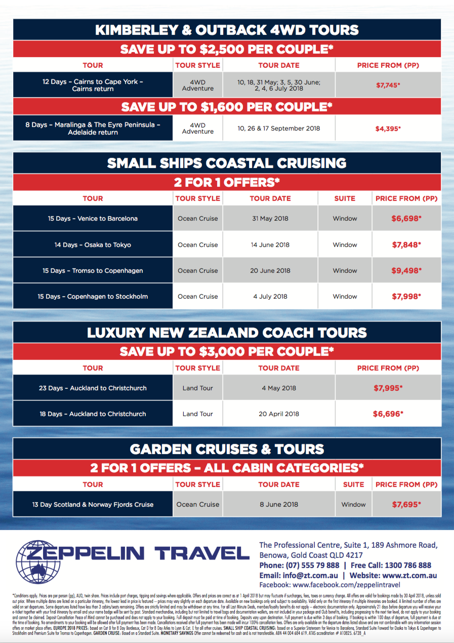 Last Minute Luxury cruise and tour sale_002