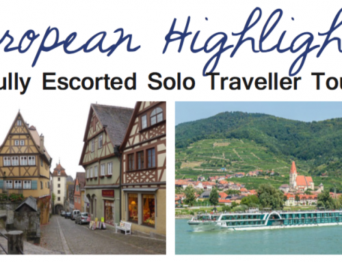 European Highlights Solo Traveller Tour
