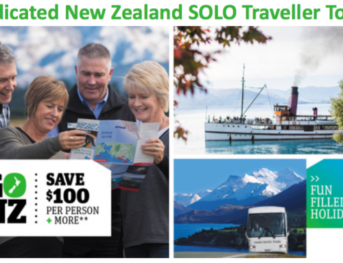 Dedicated New Zealand SOLO Traveller Tours