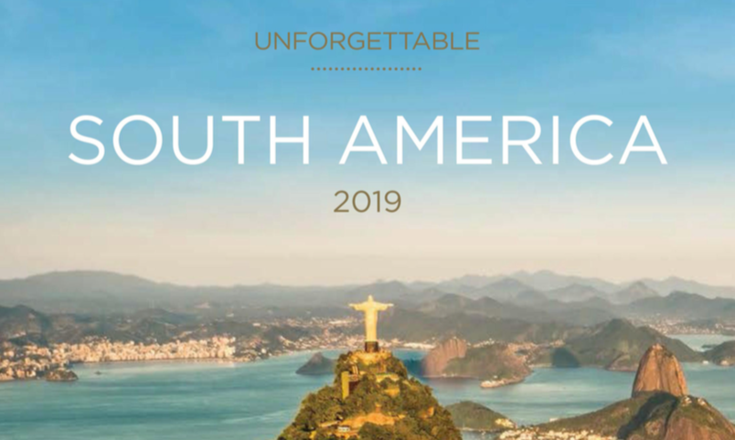 Unforgettable South America feature