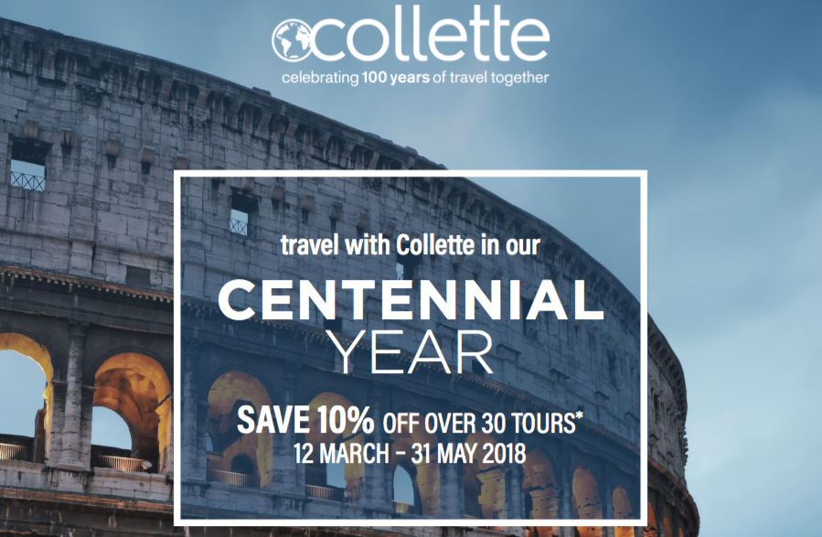 collette centennial sale feature
