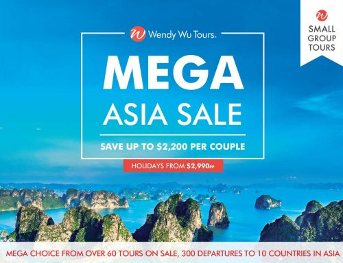 MEGA Asia Sale – Wendy Wu Tours