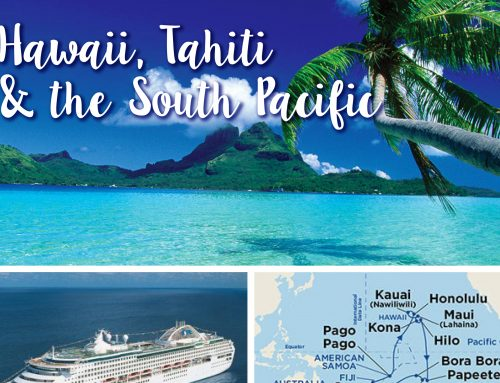 Hawaii, Tahiti & the South Pacific