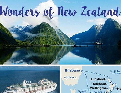 Wonders of New Zealand