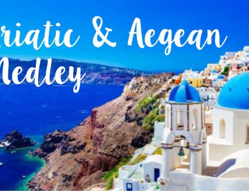 Ariatic and Agean Medley Cruise