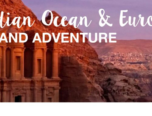 Indian Ocean and Europe Grand Adventure Cruise