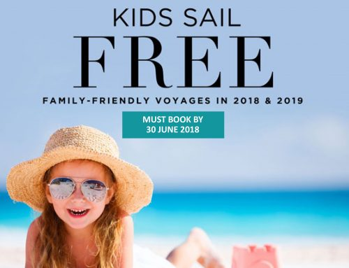 Kids Sail Free: Family Friendly Voyages with Crystal Cruises