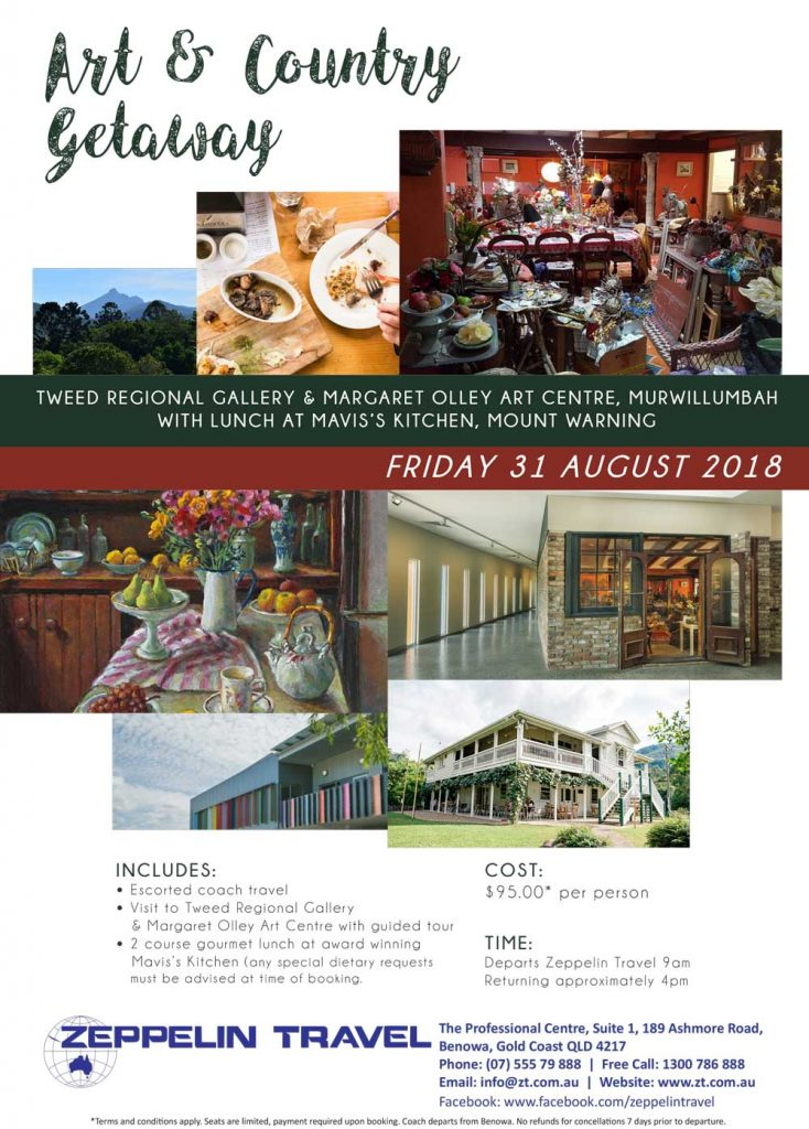 Art and Country Getaway