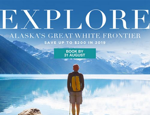 Crystal Cruises Alaska 2019