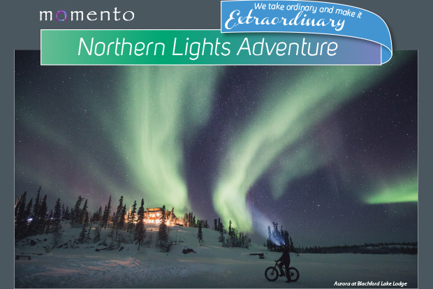 Northern Lights Adventure Feature Image