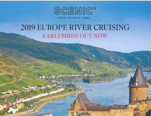 2019 Europe River Cruising