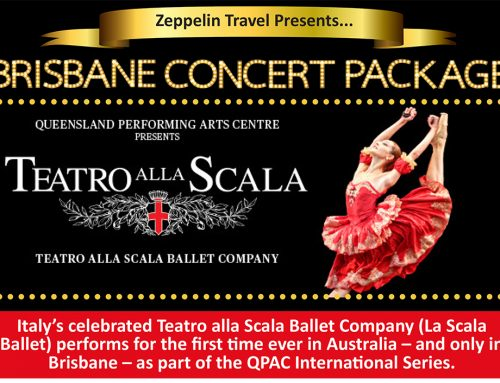 La Scala Ballet performs for the first time ever in Australia