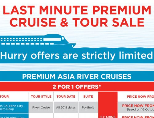Premium Cruise & Tour Sale