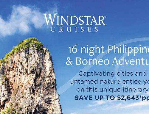 Best of the Philippines & Borneo with Windstar