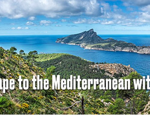 Escape to the Mediterranean with Backroads