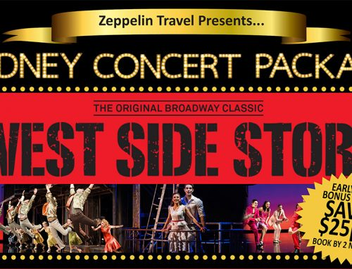 West Side Story – Sydney Show and Stay Package