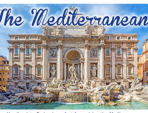 Savour the Mediterranean – NEW SHIP + INCLUDED DRINKS!