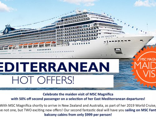 Mediterranean Hot Offers