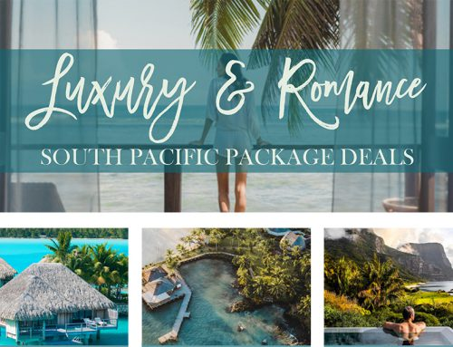 Luxury and Romance in the South Pacific