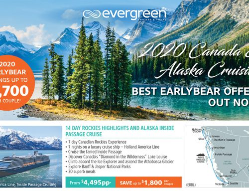 Canada and Alaska Cruising: 2020 Earlybear Offers