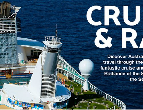 Cruise and Rail Packages
