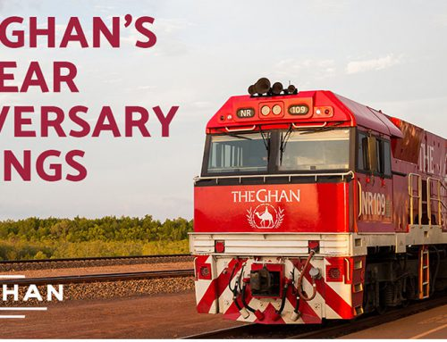 The Ghan 90 Year Anniversary Savings