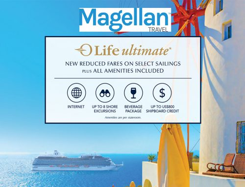 Oceania Cruises OLife Ultimate – New Reduced Fares