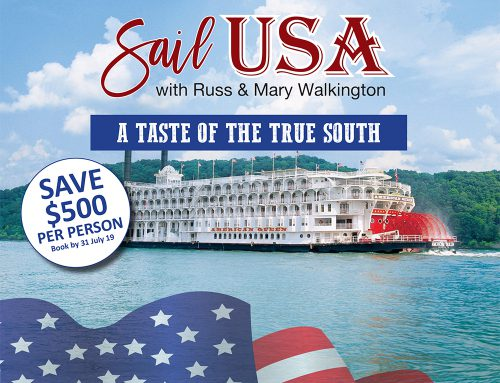 Sail USA – A Taste of the True South