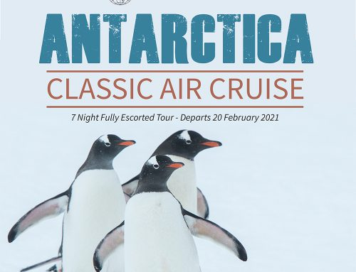 Antarctica Air-Cruise
