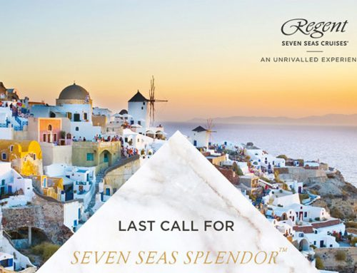Last Call for Seven Seas Splendor in Europe