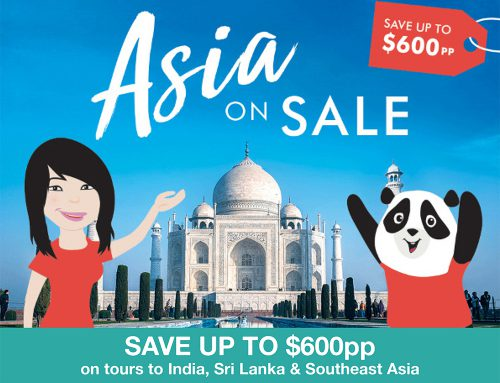Asia on Sale – Save up to $600pp