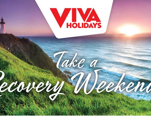 Book a Recovery Weekend