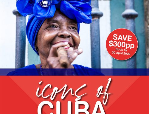 Icons of Cuba 2020