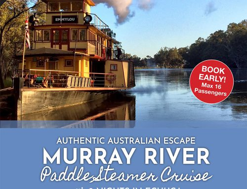 Murray River Escape – NEW DEPARTURE