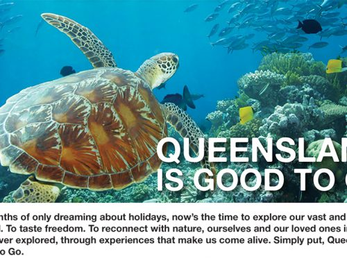 Queensland is Good to Go