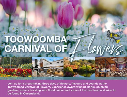 Toowoomba Carnival of Flowers: 3 Day Small Group Tour