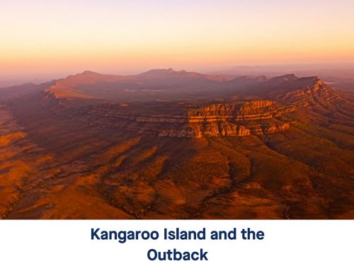 Kangaroo Island and the Outback Air Tour