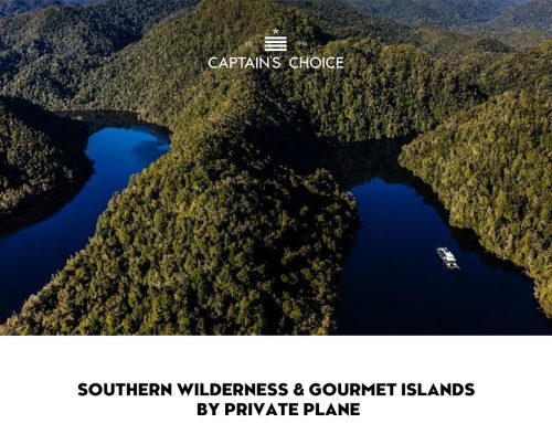 SA, TAS & Gourmet Islands by Private Plane